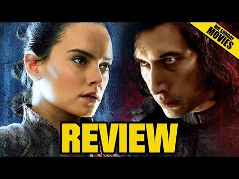 Review - STAR WARS: THE LAST JEDI (Where Does It Rank?)