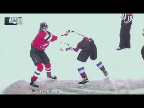 Pavel Zacha vs. Nikita Zadorov