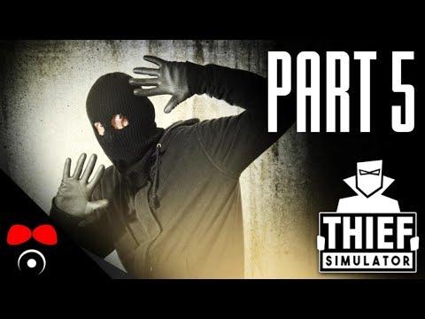 TENTO DŮM MI NAKLÁDÁ! | Thief Simulator #5