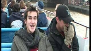 Dick and Dom- Bogies- Thames Boat Ride