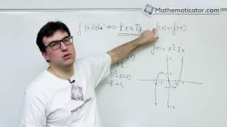 Vlastnosti funkce 3 - Lichá funkce