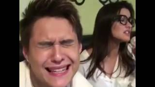 Liza and Enrique 2017 Off cam moments ❤️