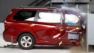 Auto Estéreo  - Seguridad en las MiniVan