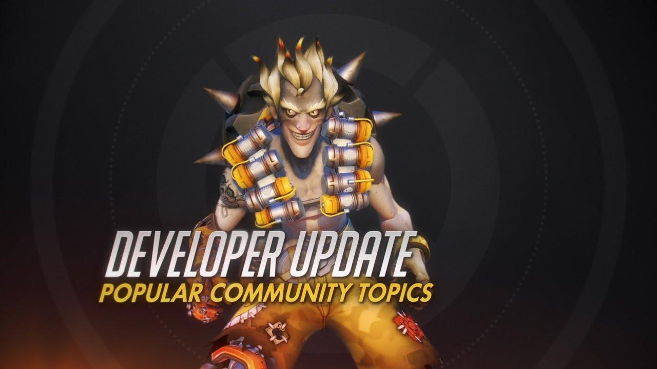 Overwatch Developer Update Duyuru Videosu Yayınlandı resimi