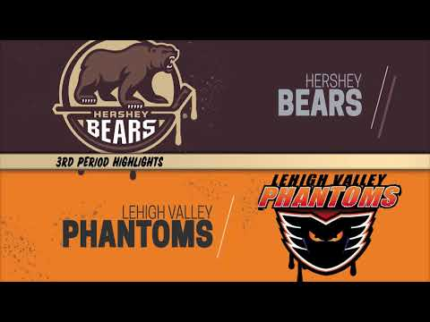 Bears vs. Phantoms | Nov. 23, 2018