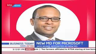 Microsoft has appointed Jack Ngare as the  Managing director to head Kenya Africa Dev Center
