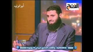 الناشطة عزة كامل تهاجم الاسلاميين بسبب نقاب المرأة وممثل حزب النور يرد بقوة