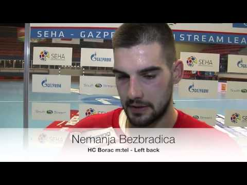 Borac - PPD Zagreb Post-Match Interview