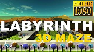 Labyrinth 3D Maze Game Review 1080P Official Evgeny Karavashkin Puzzle 2016