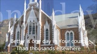 Better Is One Day - Lyric Video HD