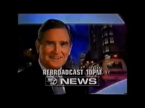 Wls Tv Abc 7 News At 10 Rebroadcast Open And Talent June 2001