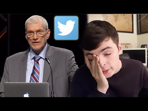 Reading Ken Ham's Ridiculous Tweets