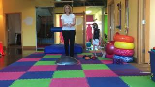 Balance and Coordination Activities for Vestibular Input and Sensory Integration