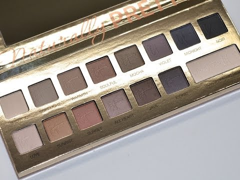 Naturally Pretty Essentials Matte Luxe Transforming Eyeshadow Palette by IT Cosmetics #6