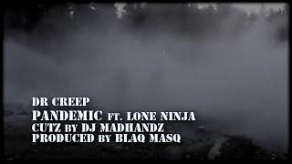 Kadr z teledysku Pandemic tekst piosenki DR. CREEP