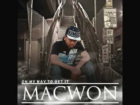 "Macwon's Album preview ""On My Way To Get It"""