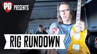 Rig Rundown   Aerosmith's Joe Perry