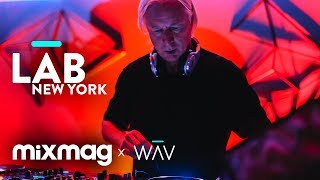 DJ Hell - Live @ Mixmag Lab NYC 2018