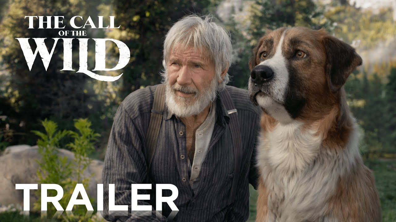 Video trailer för The Call of the Wild | Official Trailer | 20th Century FOX
