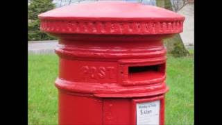 Pillar Box Red from Paint Box by June Armstrong