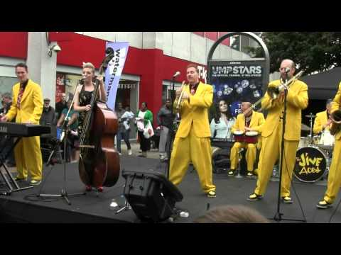 Concierto The Jive Aces