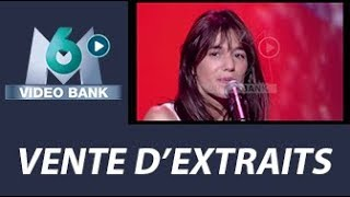 Extrait archives M6 Video Bank // Charlotte Gainsbourg - The Songs That We Sing