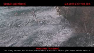 MASTERS OF THE SEA TRAILER