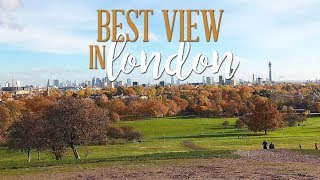 EXPLORING THE BEST VIEWS IN LONDON [FREE!]