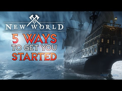 New World: 5 Ways To Get Started In Aeternum