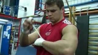 Денис Бойцов на тренировке | Denis Boytsov in training