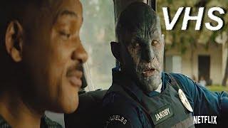 Яркость (2017) - русский трейлер 3 - VHSник