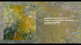Beethoven's Symphony no. 10 [completion]