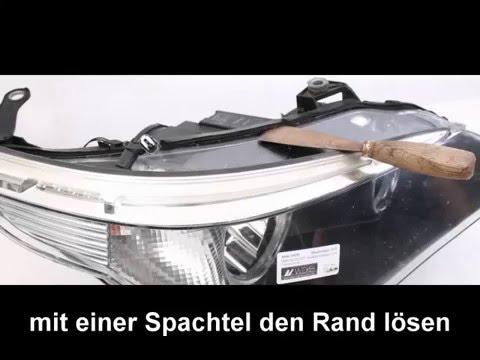 BMW E60 Streuscheibe wechseln