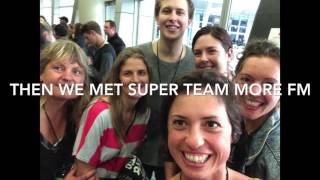 BACKSTREET BOYS NZ TOUR- More FM lip sync competition winners