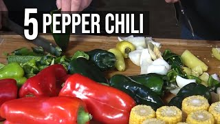 5 Pepper Chili recipe by BBQ Pit Boys