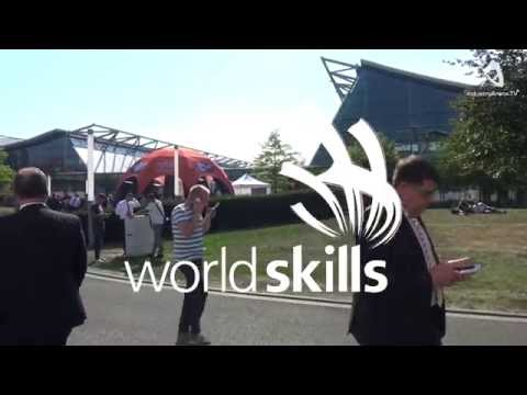 WorldSkills Germany auf der AMB 2016