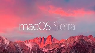 How to Upgrade to Mac OS X Sierra 10.12