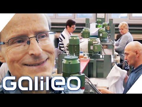 , title : 'Das beste Unternehmen der Welt! Warum ist es bei Mitarbeitern so beliebt? | Galileo | Galileo