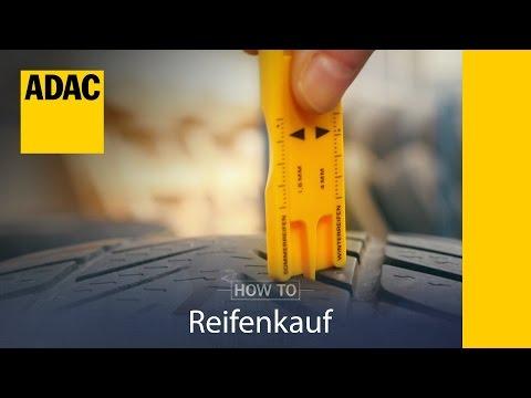 ADAC HowTo Reifenkauf | ADAC