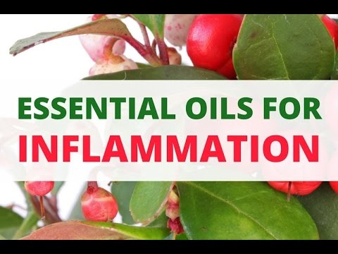 Fight Inflammation Naturally with these Essential Oils
