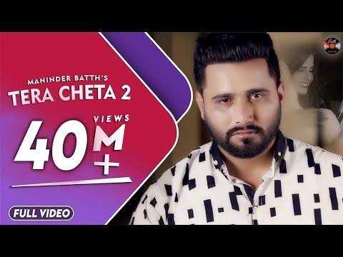Tera Cheta 2  Maninder Batth