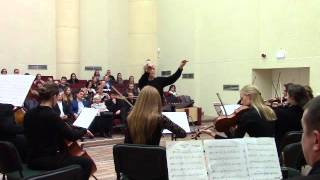 Mozart, symphony No.29. 1st mov. Vladimir Ponkin