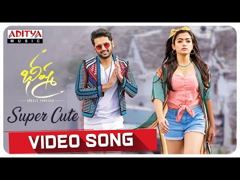 Super Cute Video Song From Bheeshma Movie