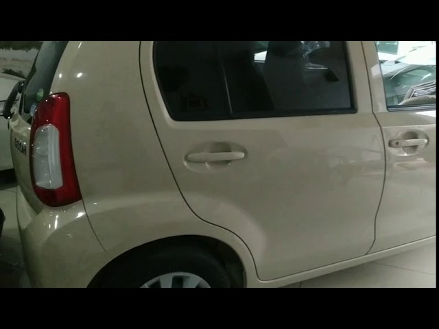 Daihatsu Boon 1.0 CL 2014 for Sale in Islamabad