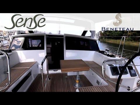 Beneteau Sense 55 Sailboat – Interior Features by BoatTest.com