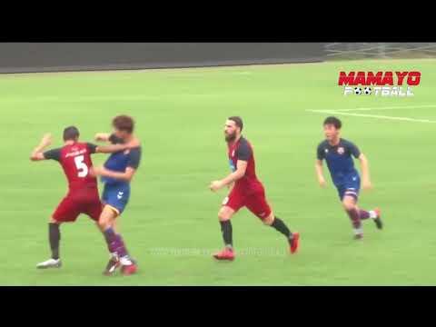Permainan Kasar & Perkelahian Pemain Sepakbola di Klub Terens Puhiri di Thailand dan Piala Presiden