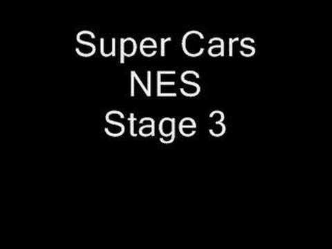 nes super cars cool