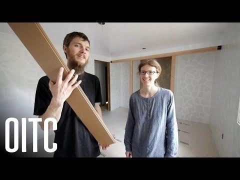 Bedroom Floor Reveal - It's Bold - [Home Remodel #12]
