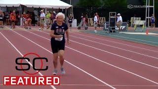 102-year-old Runner Doesn't Have Any Plans Of Slowing Down