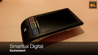 Review: Startlux Digital elektronische Leselupe - Eschenbach - Blindlife